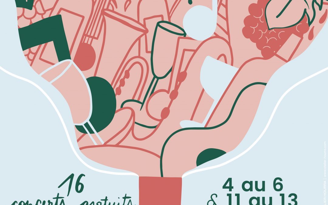 Festival Music e Vignes   Samedi 12 Juin 2021